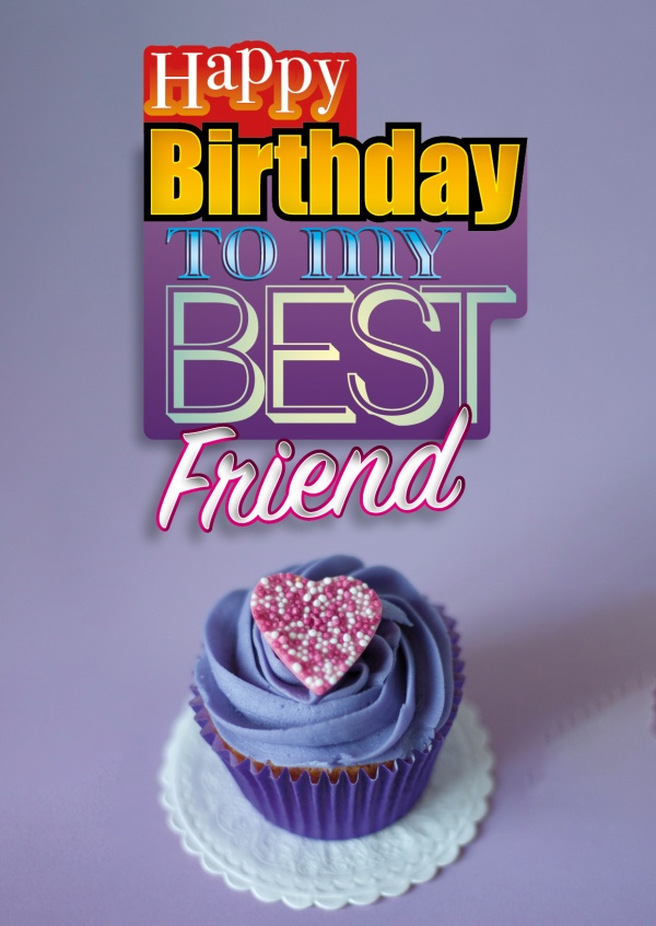 Happy Birthday Images for bestfriend