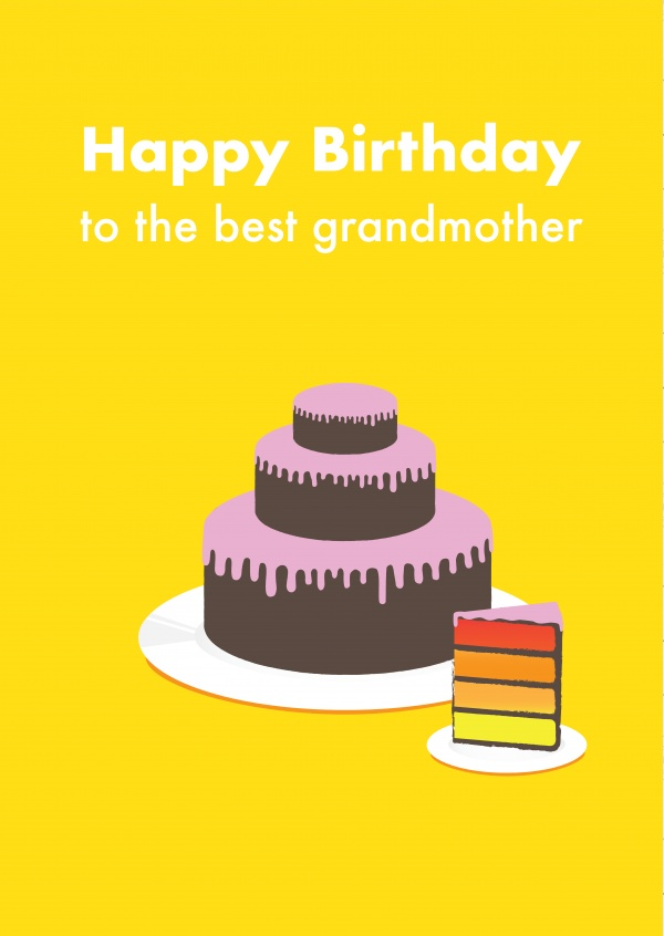 Happy Birthday Images for grandmother