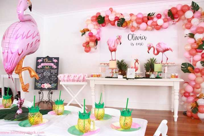 10 Simple Ideas for Baby's 1st Birthday Celebration
