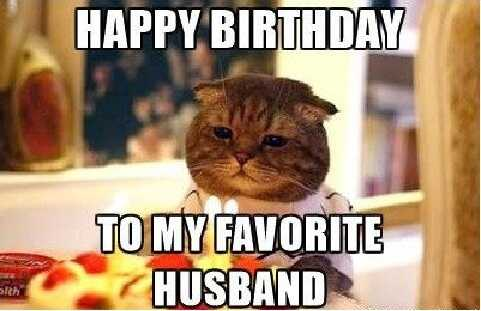 Happy Birthday Memes Funny For Husband