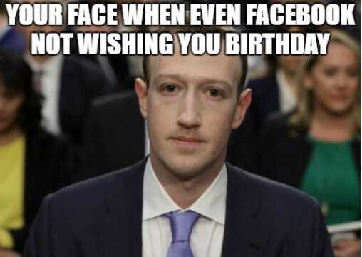 Happy Birthday Memes Funny For Facebook Friends