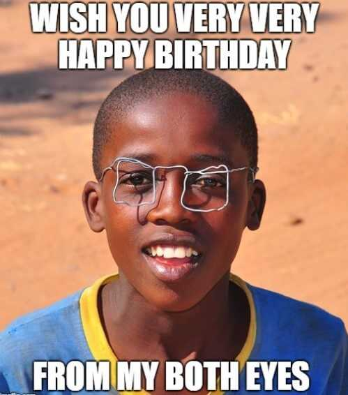 Happy Birthday Memes funny for friend