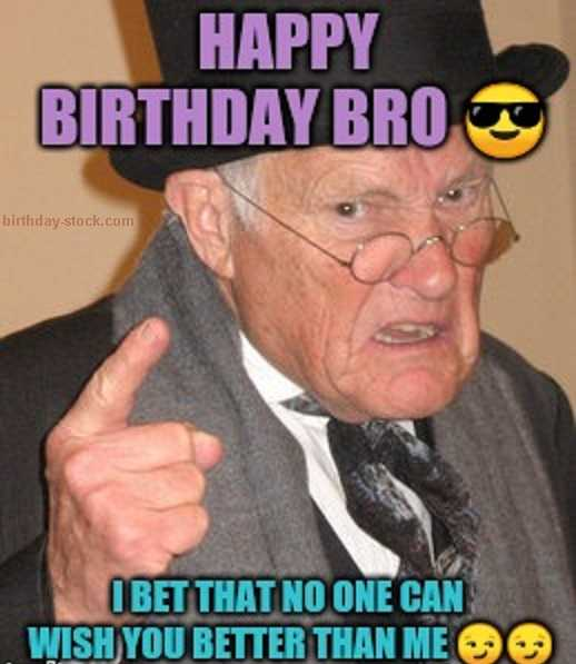 Birthday Memes for Adults as a joke