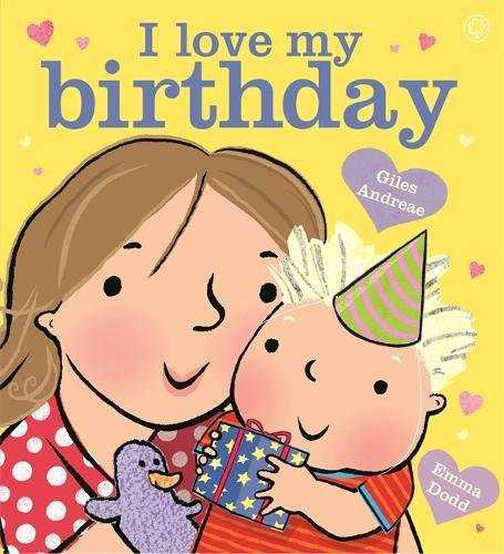 Birthday surprise ideas with birthday book for 4 years old