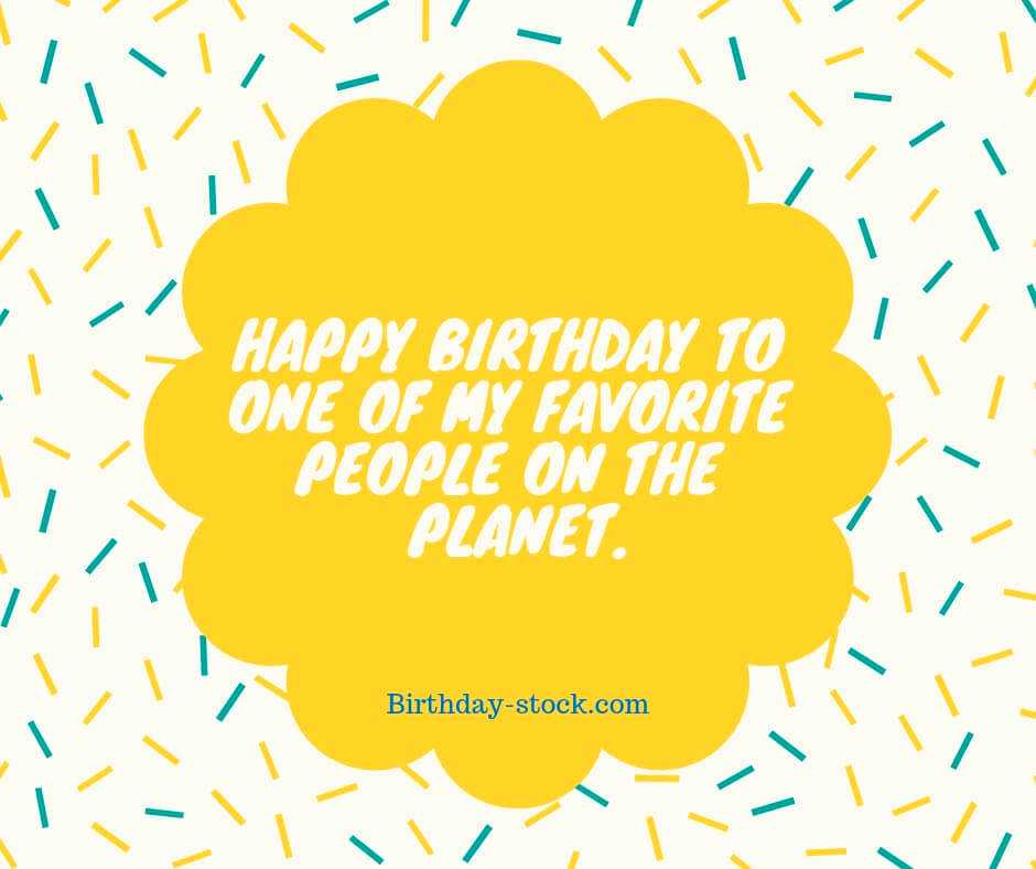Short & Simple Happy Birthday Wishes Text 2019