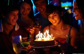 Happy Birthday Party Ideas for Adults & young ones
