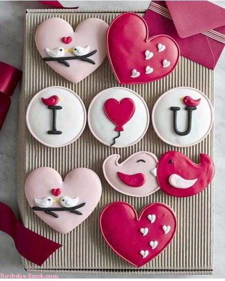 Happy Valentines Day 2019 Cupcakes