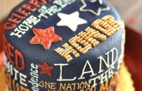 4th of july Cake Images