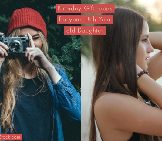 18th Birthday Gift Ideas for Daughter