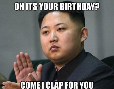 Happy Birthday Meme For Brother