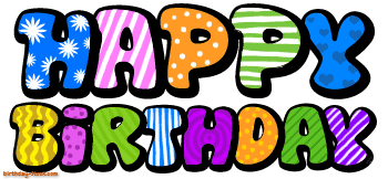 Happy Birthday Png Images 3 D