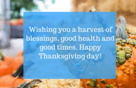 Beautiful Happy Thanksgiving Wishes 2019 –Happy Thanksgiving Wishes Quotes 2019
