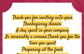 Best Happy Thanksgiving Poems 2019 ForFamily and Friends –Thanksgiving Day Poems 2019