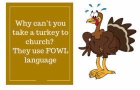 Happy Thanksgiving Jokes 2019 Funny For Adults and Kids