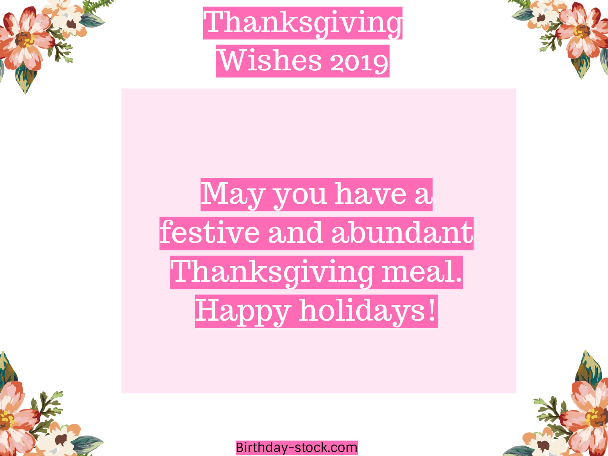 Happy Thanksgiving Quotes Wallpapers 2019
