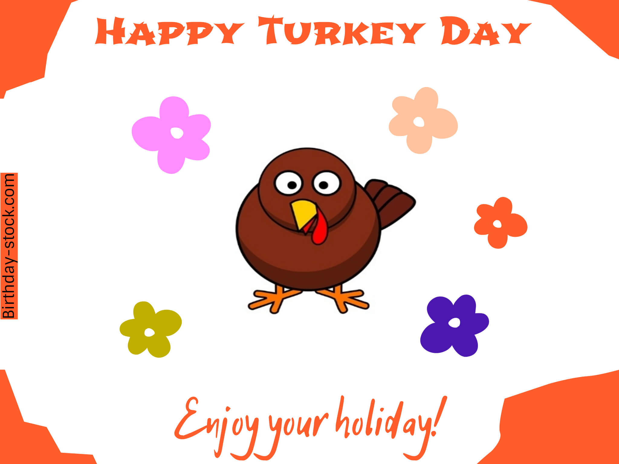 Happy Thanksgiving Turkey Images 2019