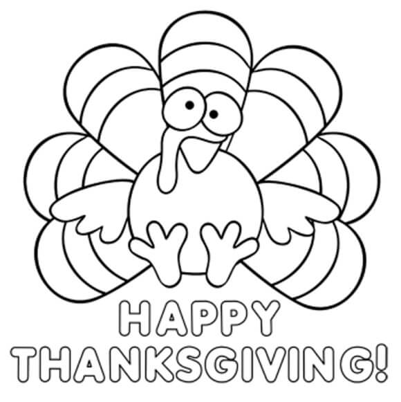 Thanksgiving coloring pages | Free Coloring Pages | 581x580