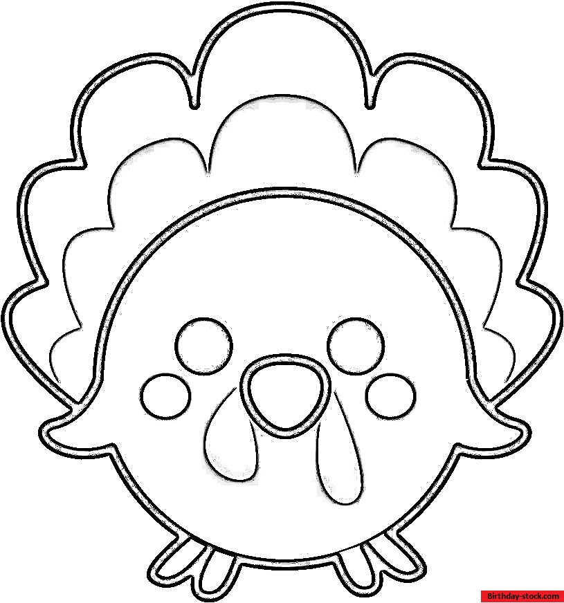 Thanksgiving Coloring Pages Download
