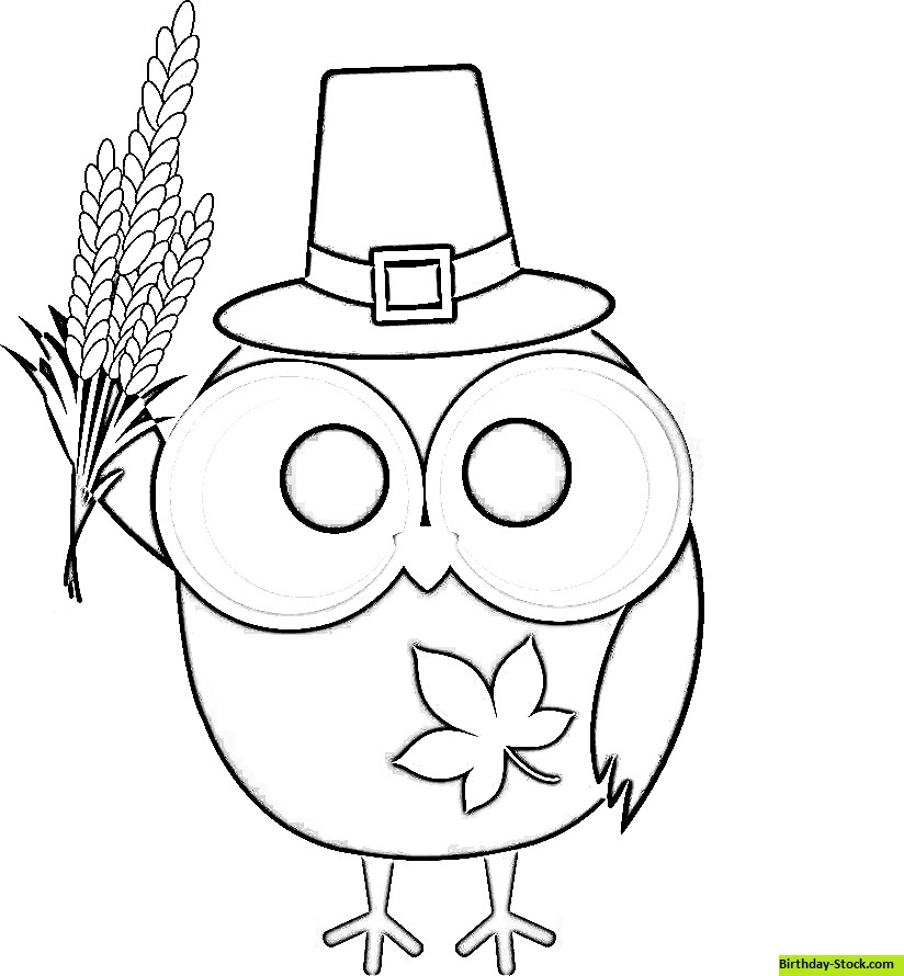 Free 11+ Happy Thanksgiving Coloring Pages Sheets 2020 ...