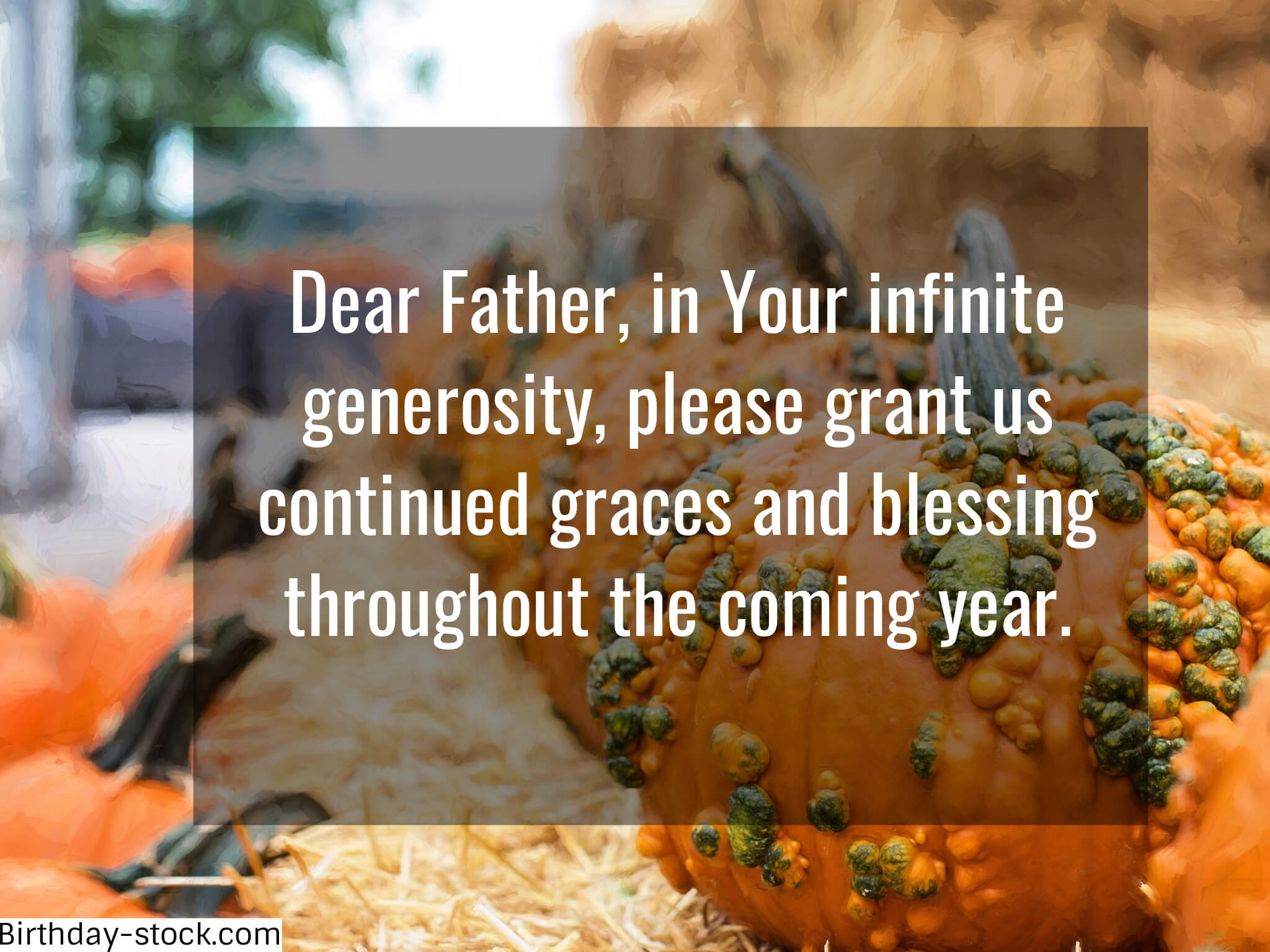 Thanksgiving Prayers for Families