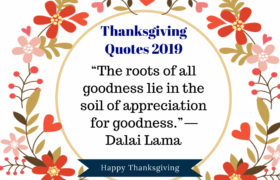 Thanksgiving Quotes Wishes Greetings Messages 2019