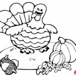 thanksgiving coloring pages for kids 2019