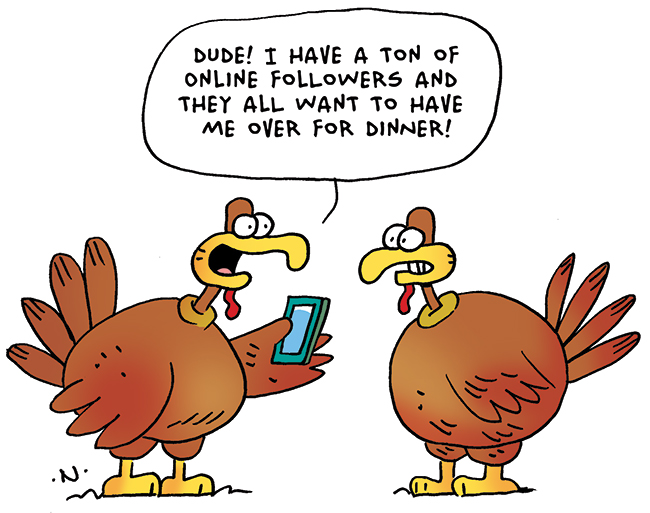 thanksgiving funny jokes 2019
