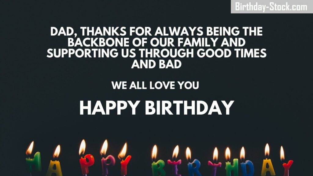 Sweet & Simple Birthday Wishes for Family & Friends