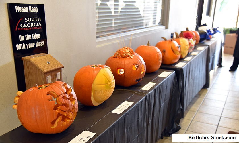 Pumpkin Carving Ideas with Contest Ideas