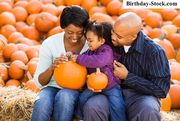 Pumpkin Carving Ideas with family pics