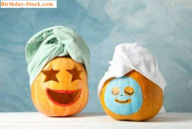 Pumpkin Carving ideas with Spa Day