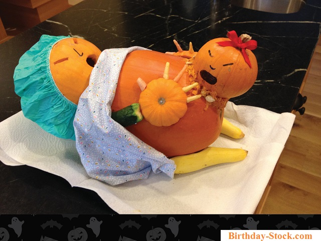 Pumpkin Carving ideas with hospital