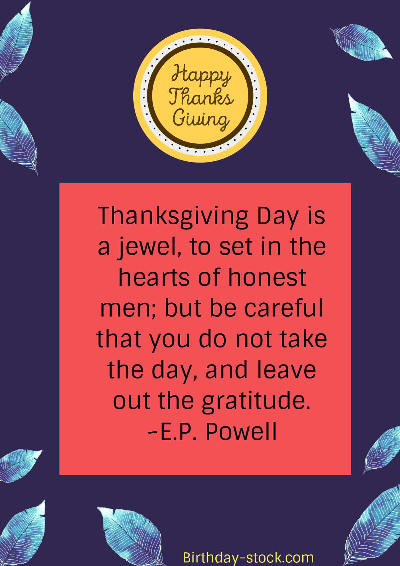 Best Happy Thanksgiving Quotes 2020 For Wishing Your Friends