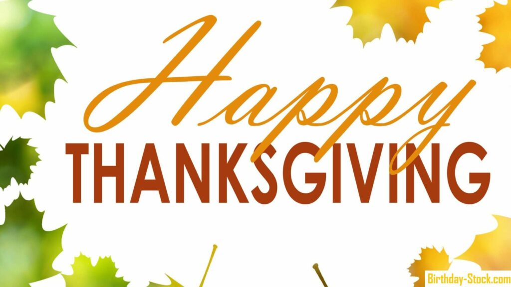 Happy Thanksgiving Pictures 2020 Download