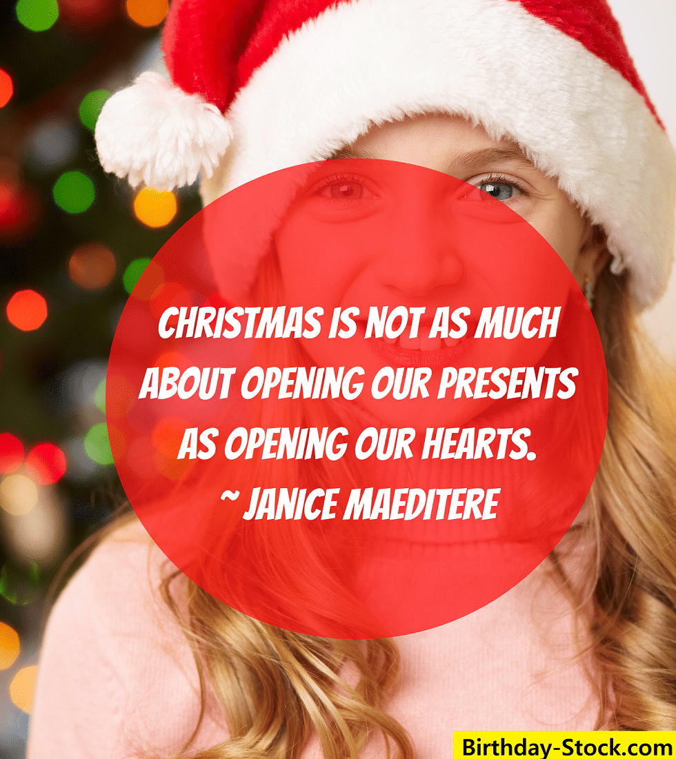 Short Christmas Quotes for 25 December 2020