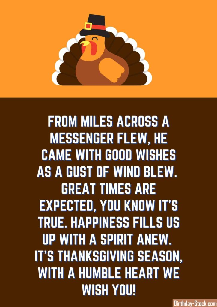 Top 33+ Thanksgiving Wishes 2020 for Loved ones & Friends